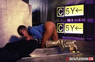 Анальный секс с ненасытной красоткой 261