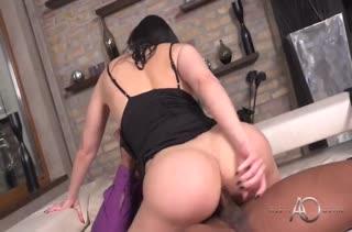 Анальный секс с ненасытной красоткой 2766