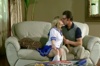 Порно на мобильный телефон с милыми блондинками 445