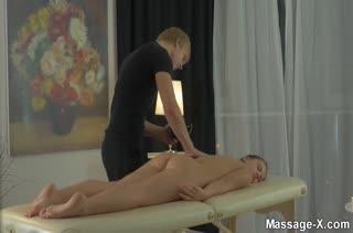 Попробовали классный секс массаж и это было круто 512