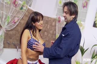 Оральный секс с обладательницей рабочего ротика 1311