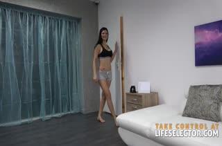 Любительское порно видео от первого лица 3143