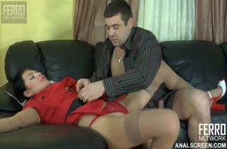 Бабенка с удовольствием отдалась на хардкорный секс 2654